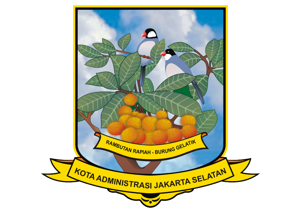 Kota Jakarta Selatan Vector download free