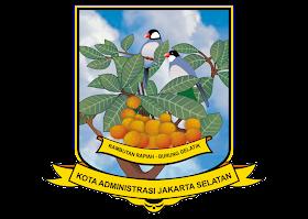 Logo Kota Jakarta Selatan Vector download free