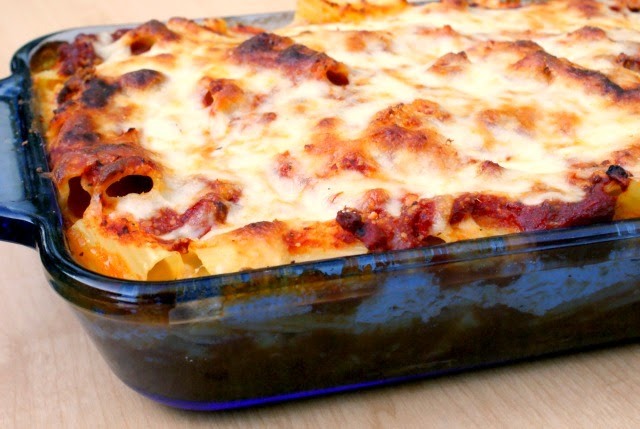 cheesy baked mexi rigatoni cheesy baked mexi rigatoni three cheese ...