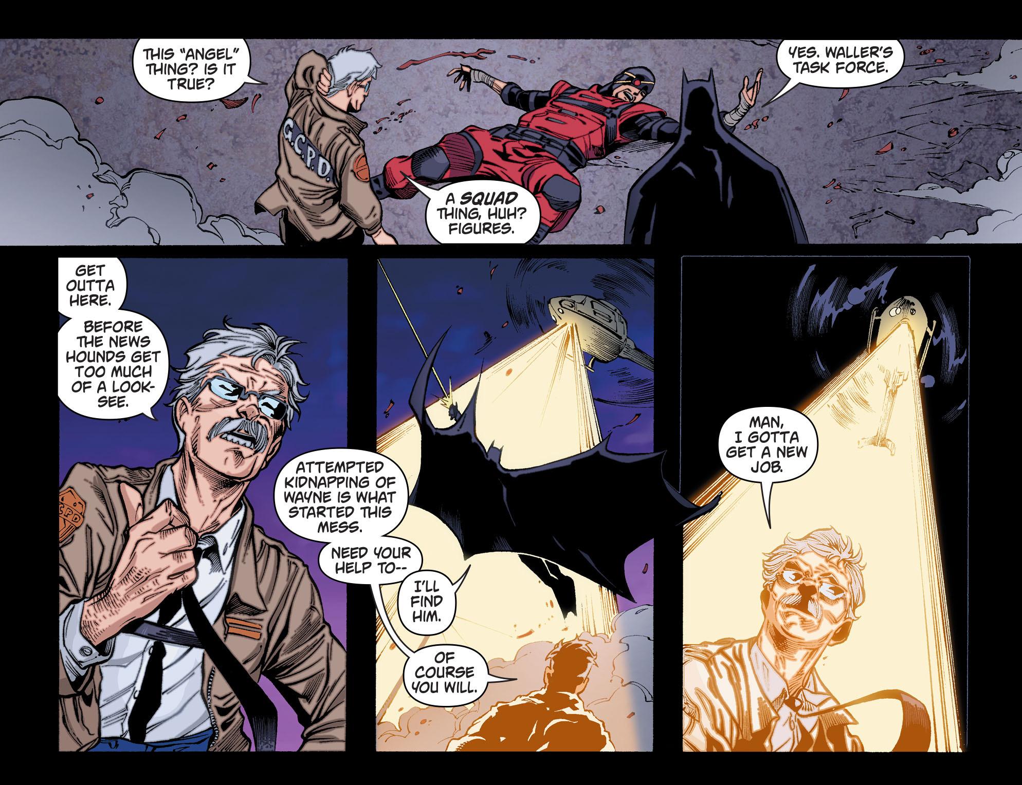 Batman: Arkham Knight [I] Issue #25 #27 - English 21