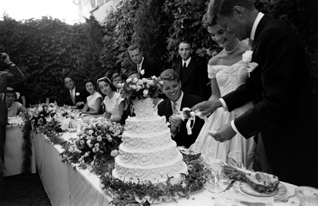 Wedding cake JFK