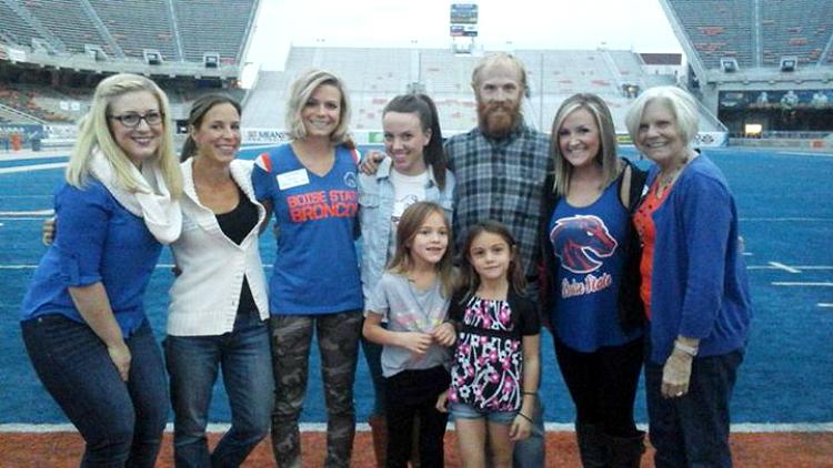 Boise State Alumni, Boise State Cheerleaders