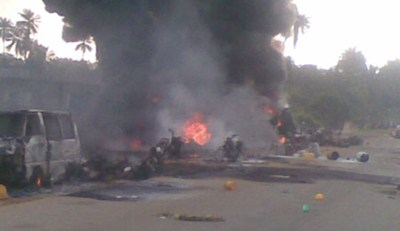 Tanker Explosion Kills Policeman, 20 Others in Niger