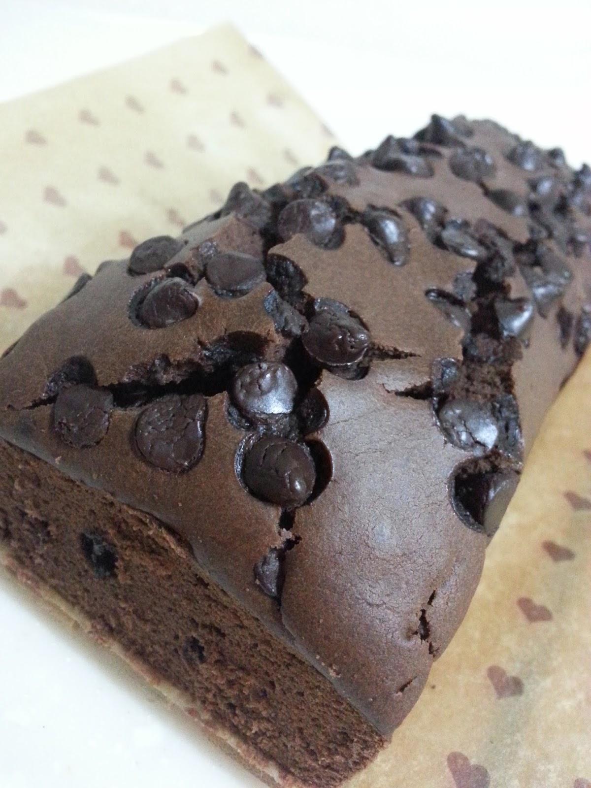 ... chocolate pound cake abt 2 7 size pound cake though the pound cake