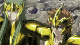 assistir - Saint Seiya: The Lost Canvas - 24 - online