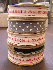 ribbons for wrapping...