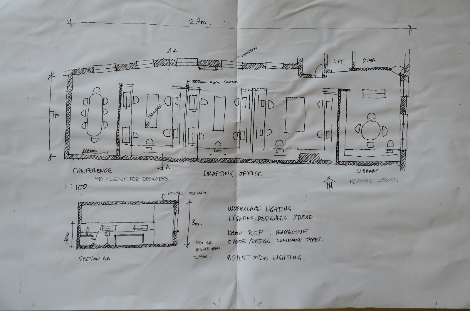 Lighting Studio / Lecture 2 | UTS Master of Design, Lighting Studio