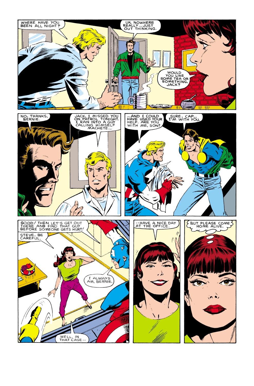 Captain America (1968) Issue #302 #230 - English 14