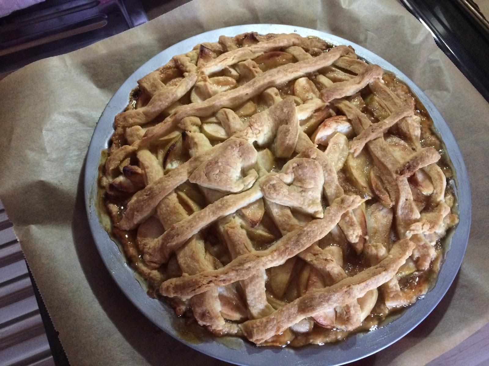 wilkommen in der welt von cupcakes kuchen co american apple pie. Black Bedroom Furniture Sets. Home Design Ideas