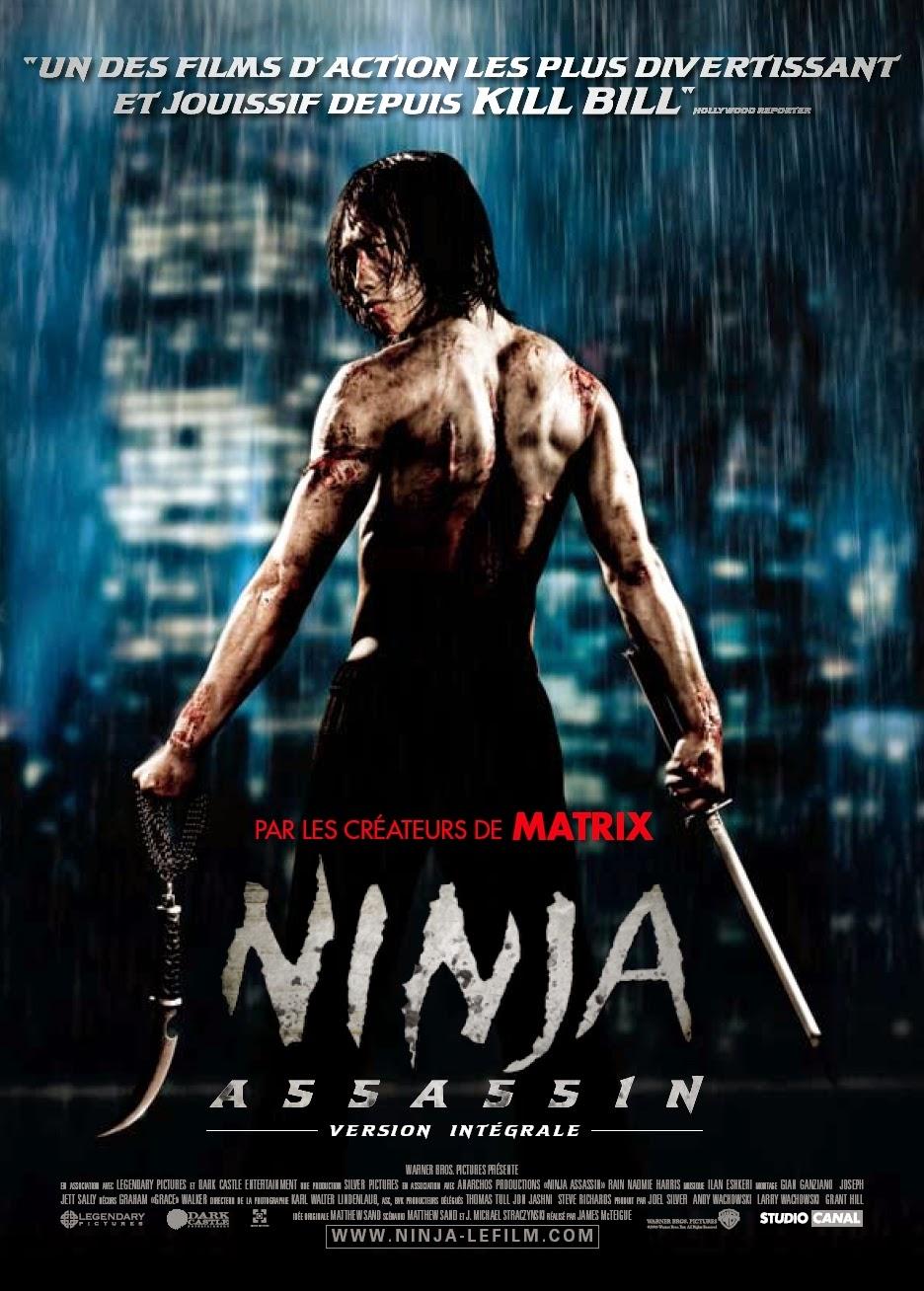 Ninja Báo Thù - Ninja Assassin - 2010