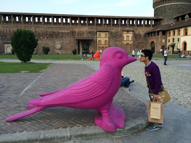 wisata Milan,italy