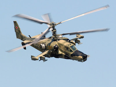 Helikopter Tempur Malaysia - Ada Unsur Rusia ?