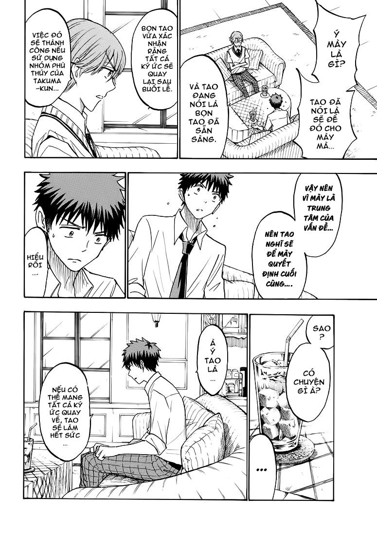 Yamada kun to 7 nin no Majo Chap 218 - Trang 4