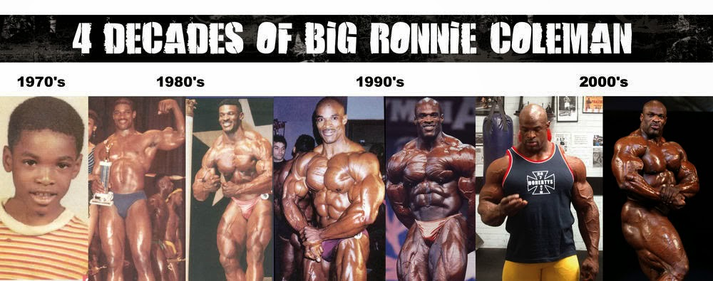STRENGTH FIGHTER™: Ronnie Coleman steroids cycle