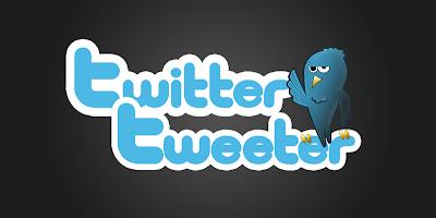 Twitter Bubble Letters