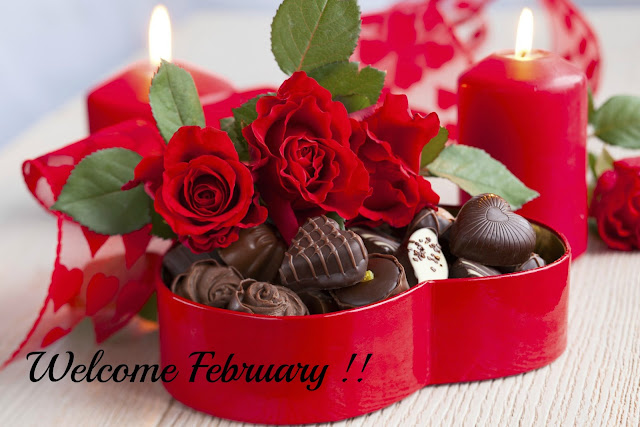 Welcome February... Life Updates