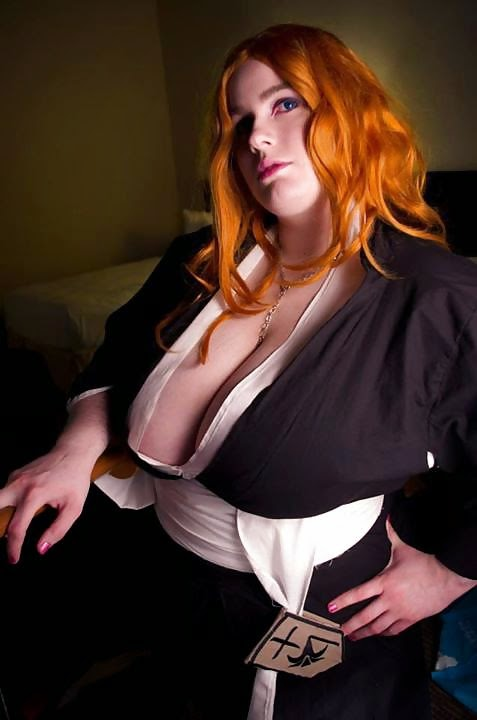 cosplay sexy de matsumoto