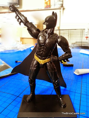 SpruKits Level 2 Batman poseable figure