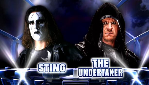 sting reaparece en el show de smackdown para enfrentarse al hombre muerto the undertaker