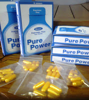 KAPSUL PURE POWER - TERLARIS 2012