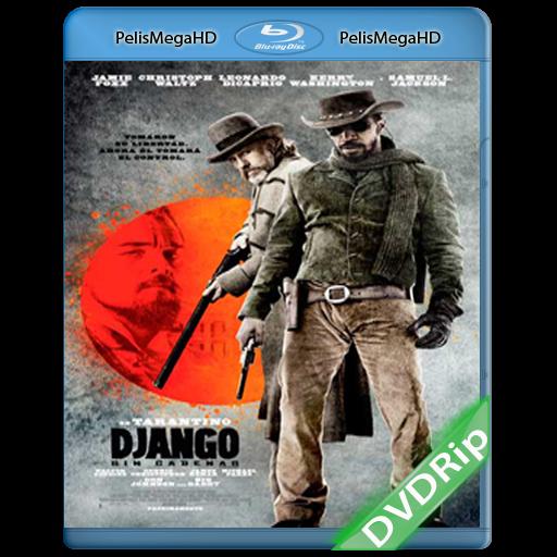 Django Desencadenado (2012) DVDRip Español Latino