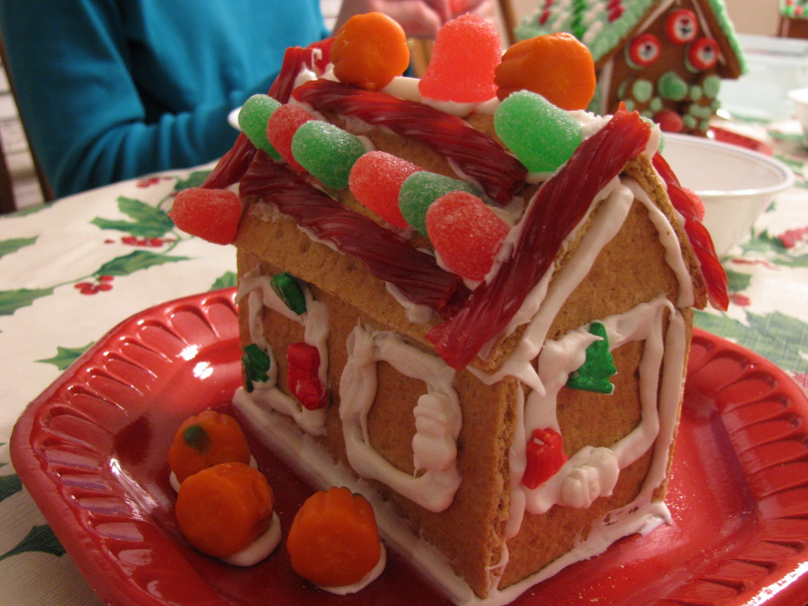 Gingerbread Houses Revisited
