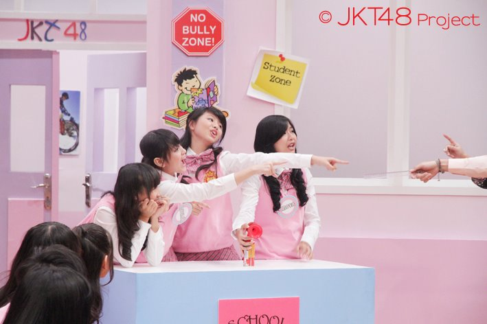 Galeri Foto JKT48 school episode 6