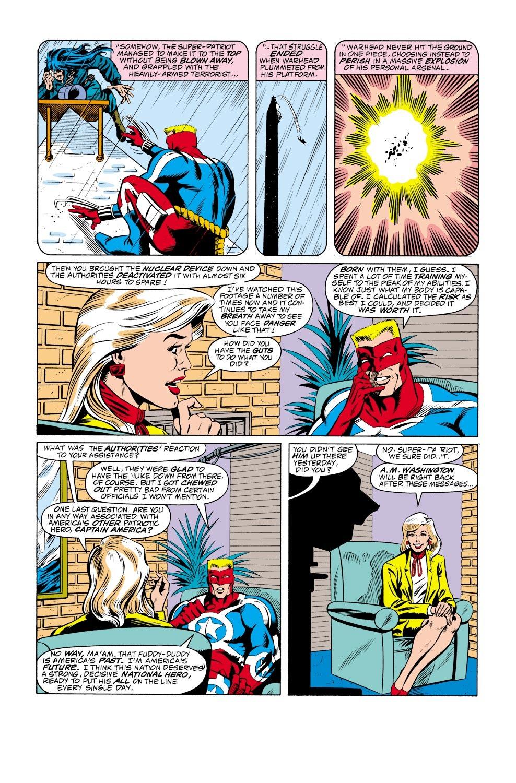 Captain America (1968) Issue #333 #262 - English 7
