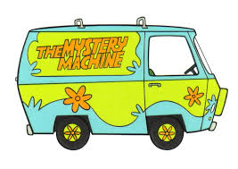 The Mistery Machine Van - Scooby Doo