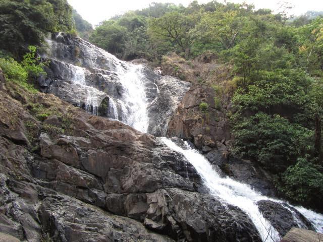 Tambdi Surla Mollem Waterfalls - Monsoon Adventures