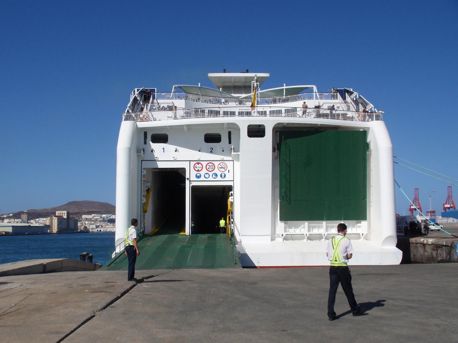 Turismo de cruceros en gran canaria naviera armas for Oficinas de naviera armas