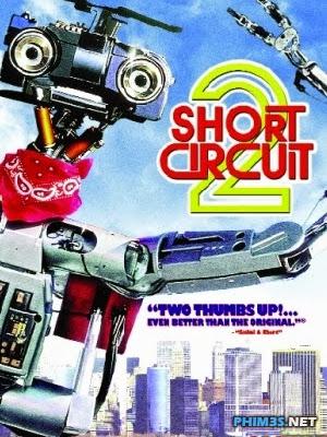 Robot Số 5 Phần 2 | Short Circuit 2