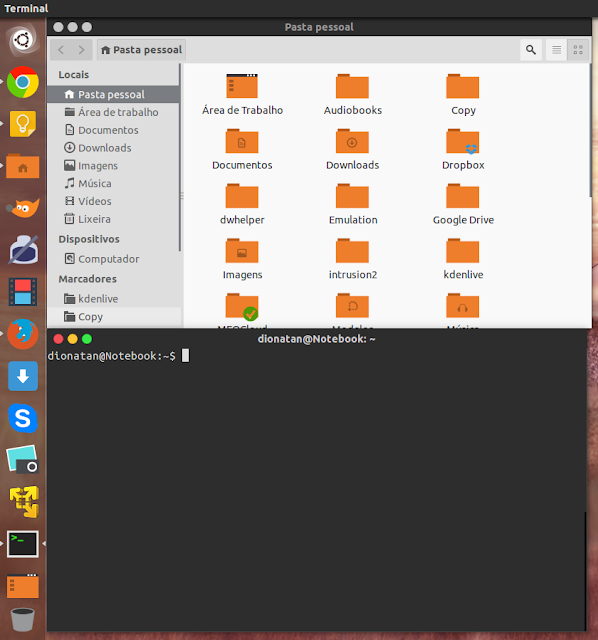 Tema Flat para Ubuntu