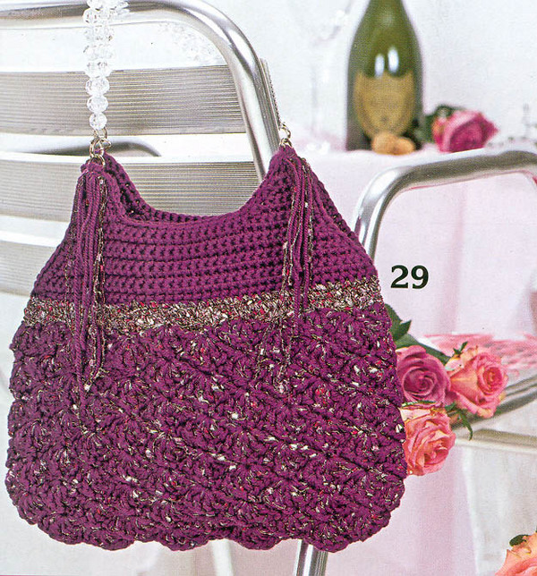 knitting models: new crochet patterns