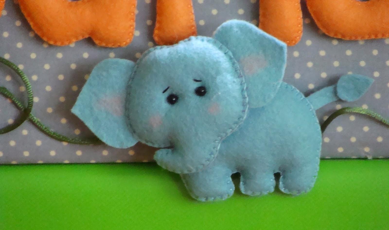 Los animales están hechos a partir de moldes de Erica Catarina . Es