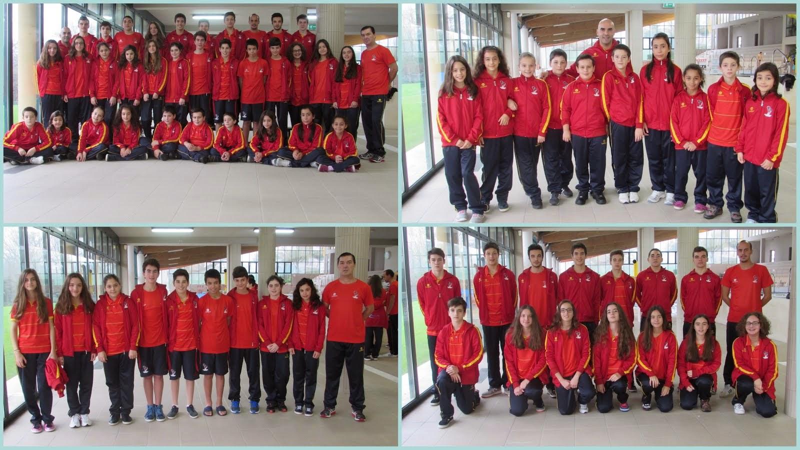 Equipa Época 2014/2015