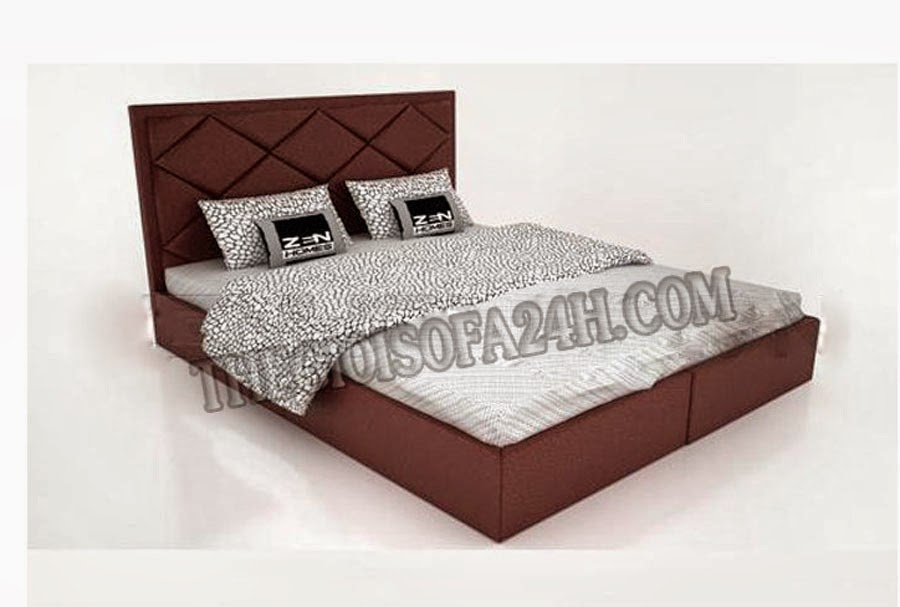 Giường ngủ GN027