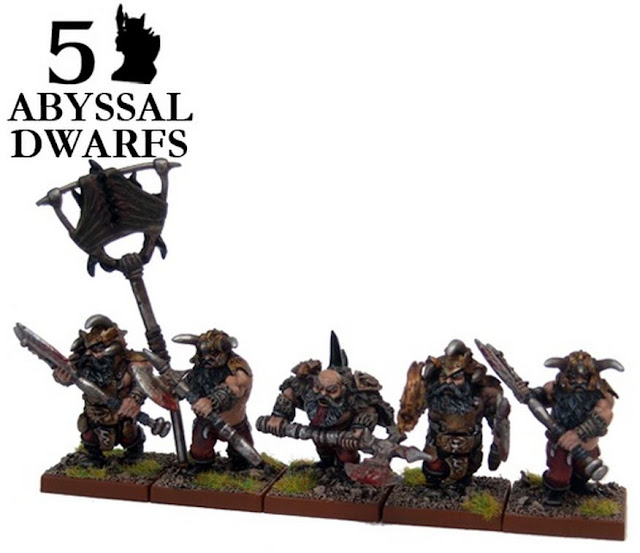 Chaos Dwarf pictures
