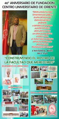 46ª Aniversario de Fundación CUO