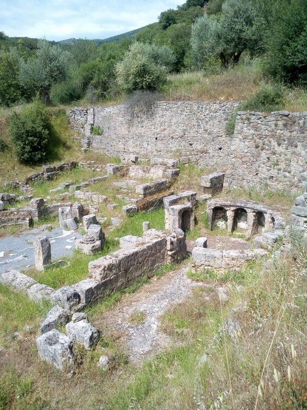 """""""Αρχαία Γόρτυς"""" ...μια σημαντική αρκαδική πόλη κατά την αρχαιότητα"""