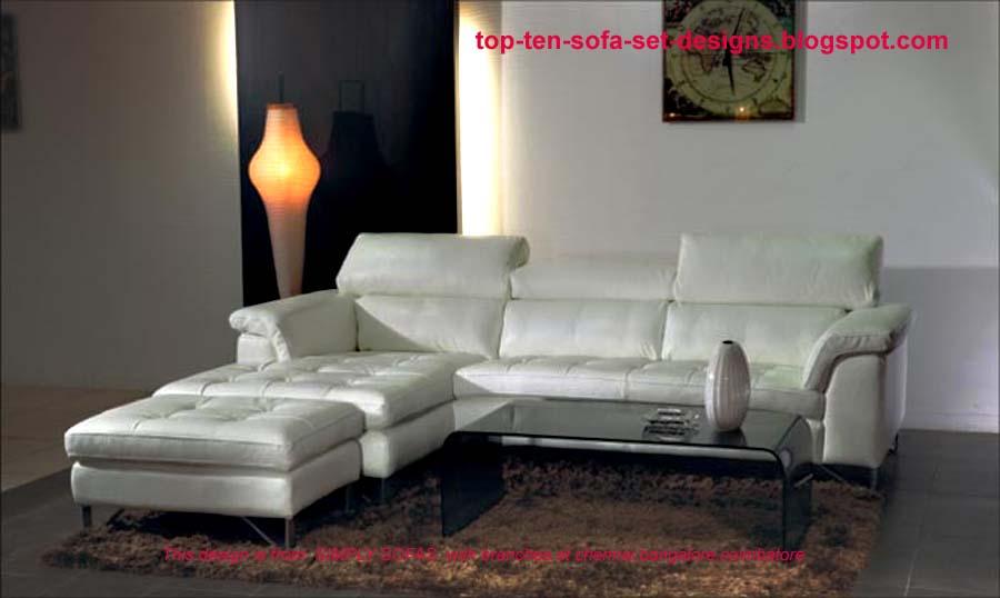 India Sofa Set Designs
