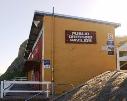 merewether ocean baths pavilion 2013
