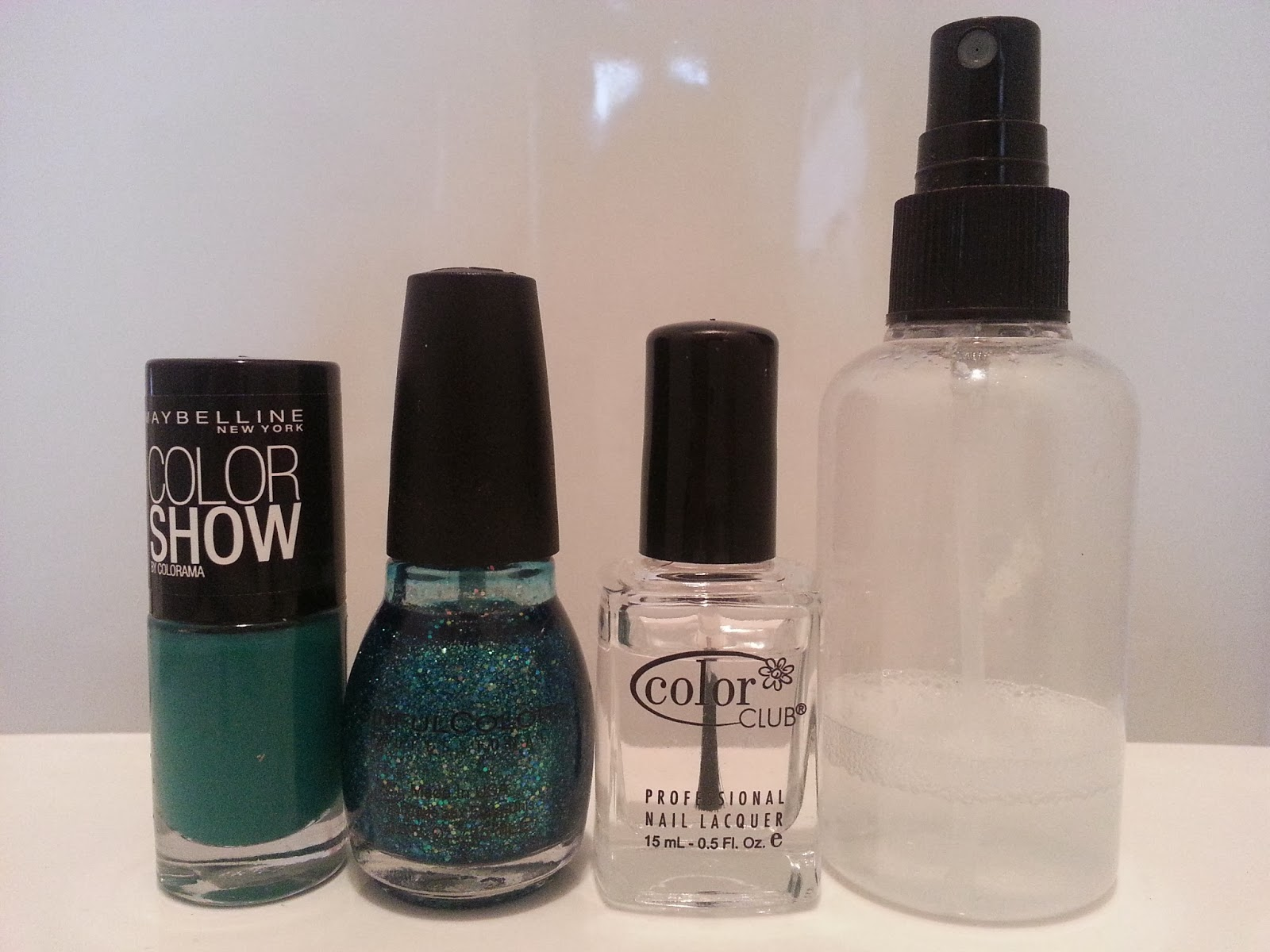 sinful-colors-nail-junkie-black-water-spotted-nail-art
