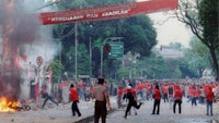 kasus pelanggaran HAM di Indonesia - kasus 27 juli