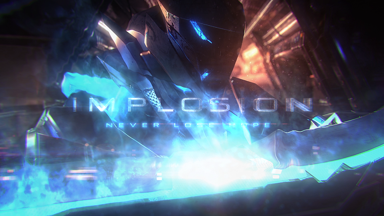Implosion - Never Lose Hope Gameplay IOS / Android