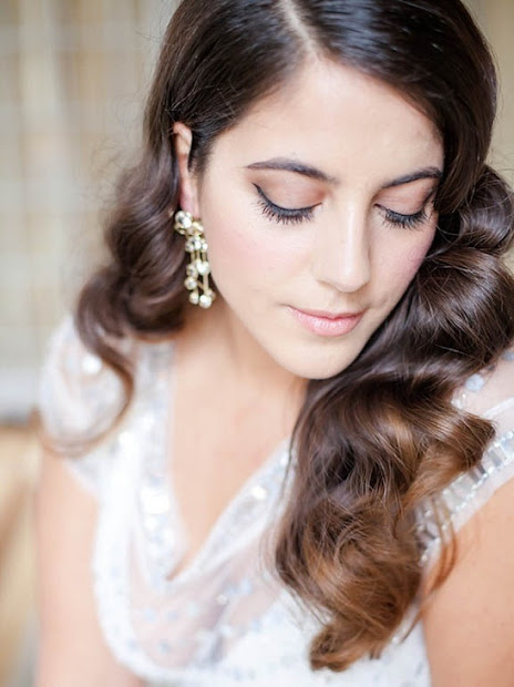 long wedding hair styles 2013