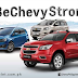Chevrolet Philippines starts the year strong with its #BeChevyStrong campaign