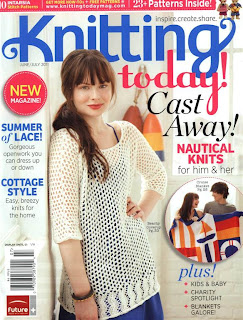 Knitting Today! (июнь - июль 2011)