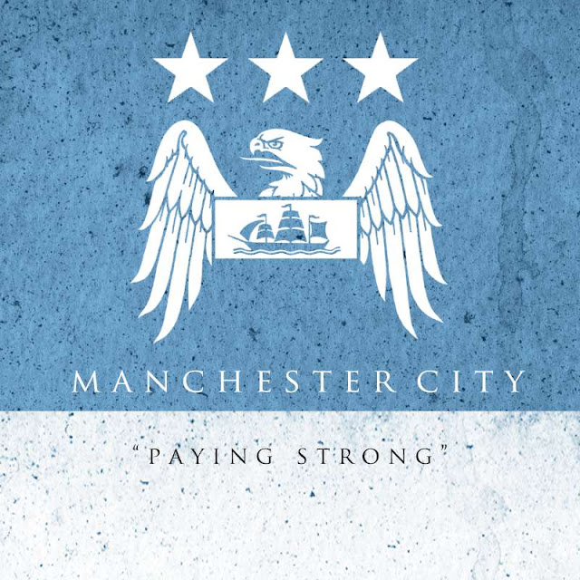 Manchester City escudo juego de tronos - Juego de Tronos en los siete reinos