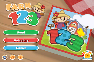 Farm 123 iPhone / iPad App Review, Options